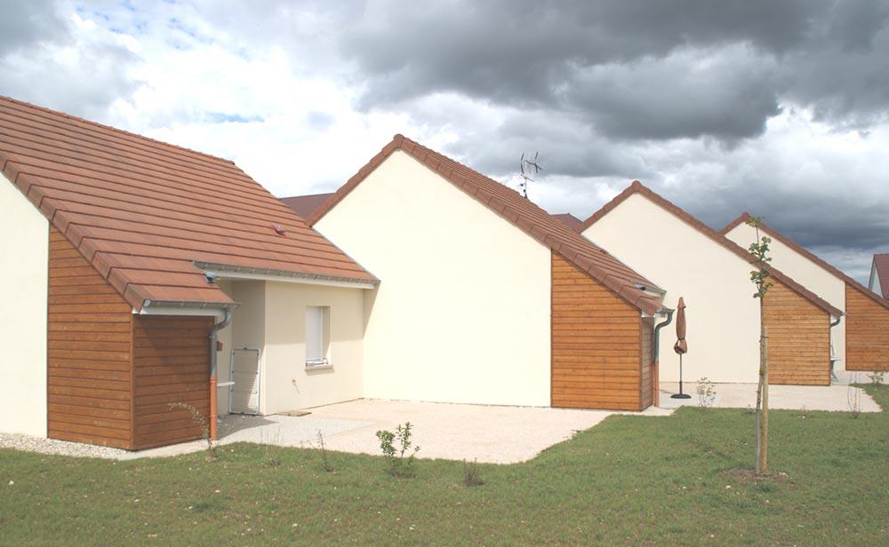 Cabinet serge roux architecte dplg for Amenagement maison personne agee